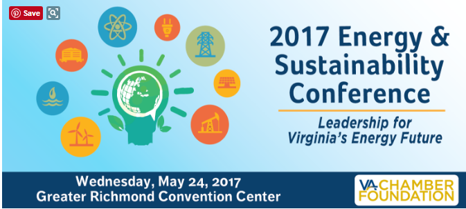 Virginia Chamber of Commerce 2017 Energyand Sustainability Conference