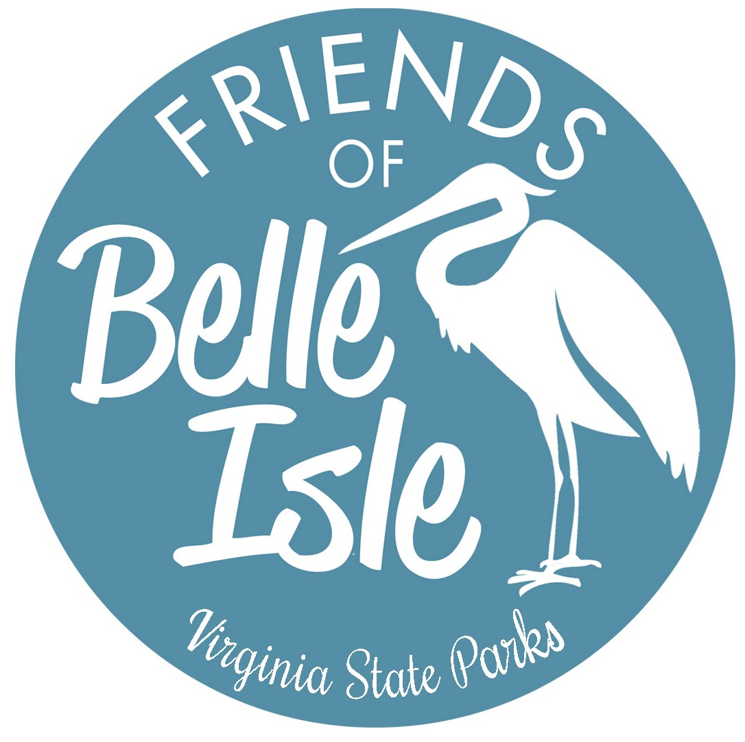 Friends of Belle Isle State Park logo